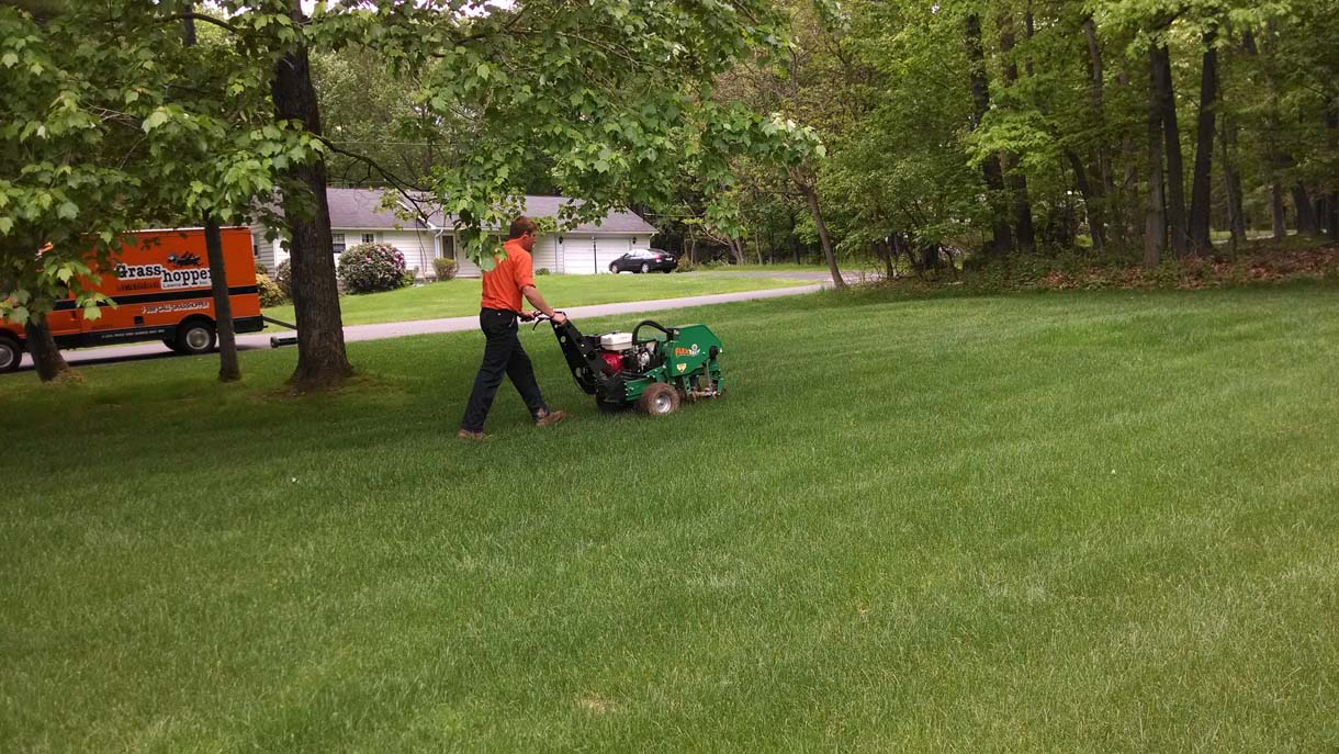 Liquid vs Granular Fertilizer - Scranton / Wilkes Barre ...