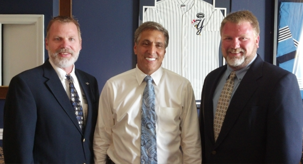 Michael Kravitsky IV, Congressman Louis J. Barletta, and Shawn Kravitsky