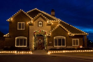 Caring for your lawn while decorating for the holidays
