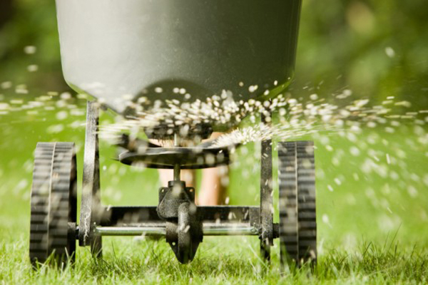Lawn fertilization is good for water quality