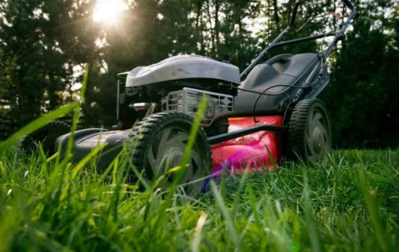Lawn Mowing – Back To The Basics